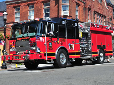 Phenix 76 - Tarrytown Fire Department
