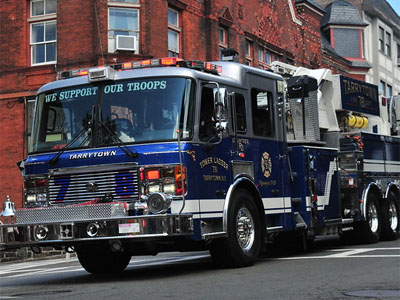 Ladder 78 - Tarrytown, New York