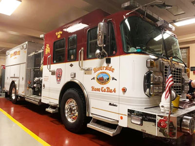Tarrytown Fire Department Company 80